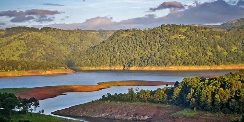 Monsoon destinations in India : Shillong