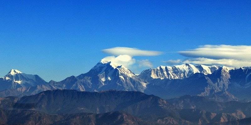 Monsoon destinations in India : Kausani