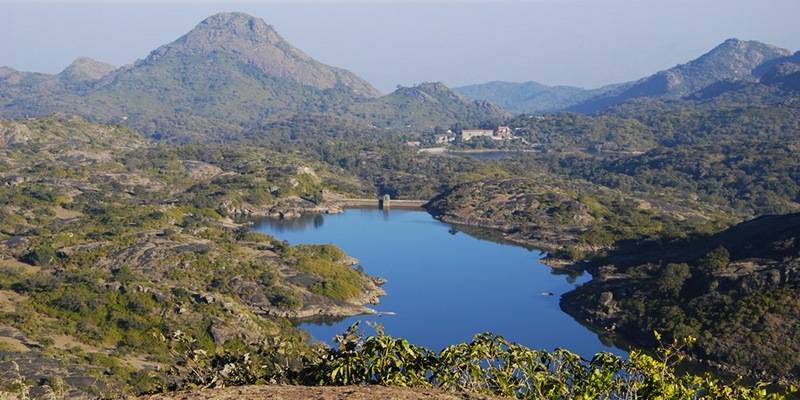 Monsoon destinations in India : Mount Abu