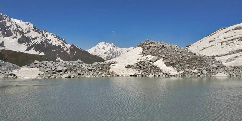 Monsoon Treks in Himachal Pradesh - Beas Kund Trek