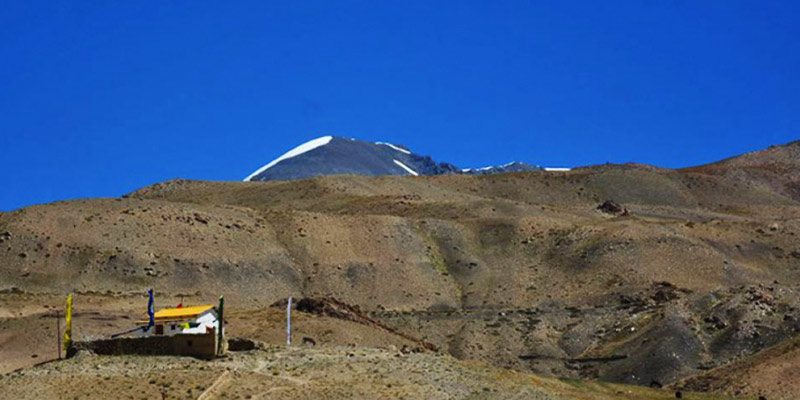 Monsoon Treks in Himachal Pradesh - Kanamo Peak Trek