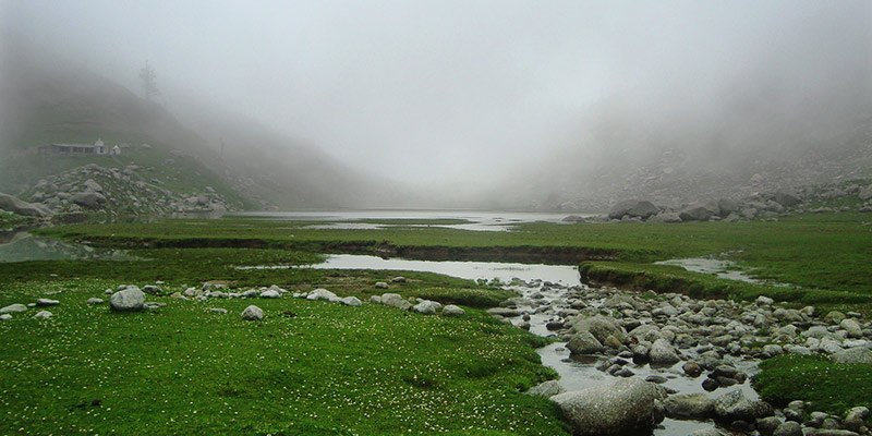 Monsoon Treks in Himachal Pradesh - Kareri Lake Trek