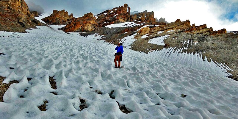 Monsoon Treks in Himachal Pradesh - Parang La Trek
