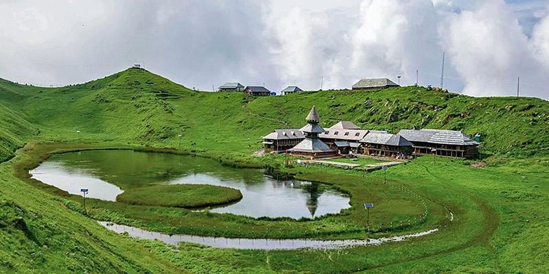 Monsoon Treks in Himachal Pradesh - Prashar Lake Trek