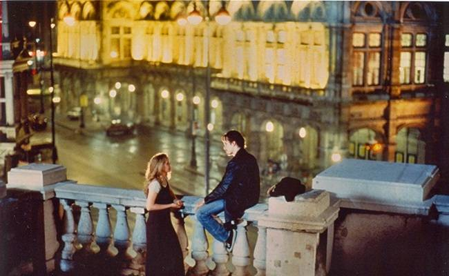 Movies that inspire you to travel - Before Sunrise