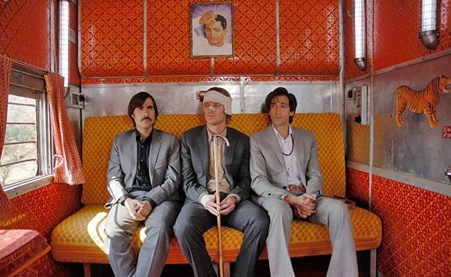 movies that inspire to travel - The Darjeeling Limited