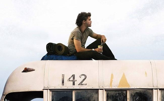 movies that inspire to travel - Into The Wild