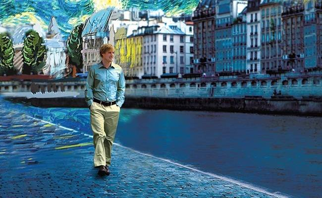 movies that inspire to travel - Midnight In Paris