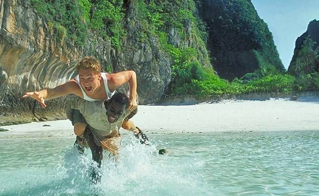 movies that inspire to travel - The Beach