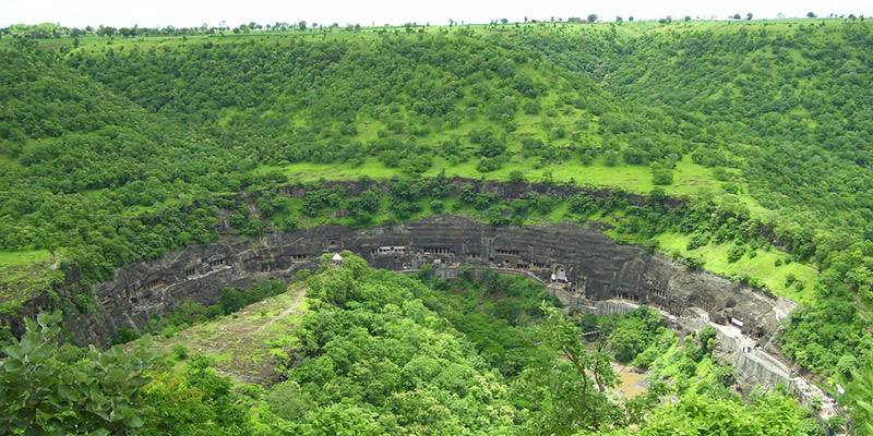Excursions from Mumbai - Ajanta Caves