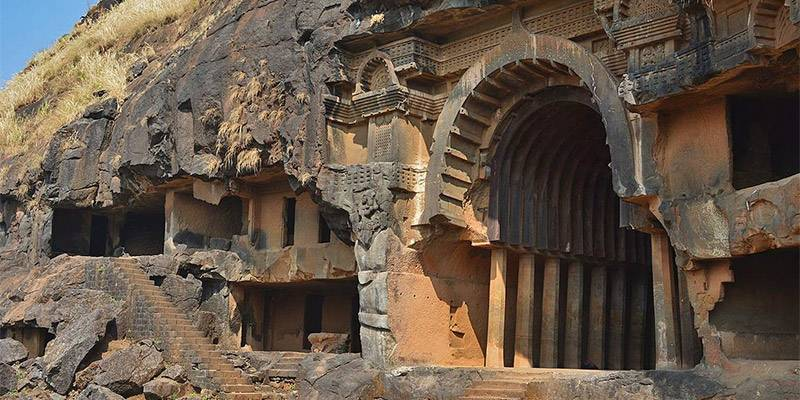 Excursions from Mumbai - Bhaja Caves