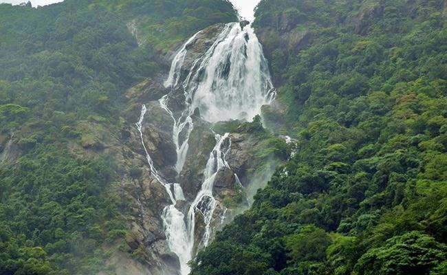 Natural Wonders of India - Dudhsagar Falls