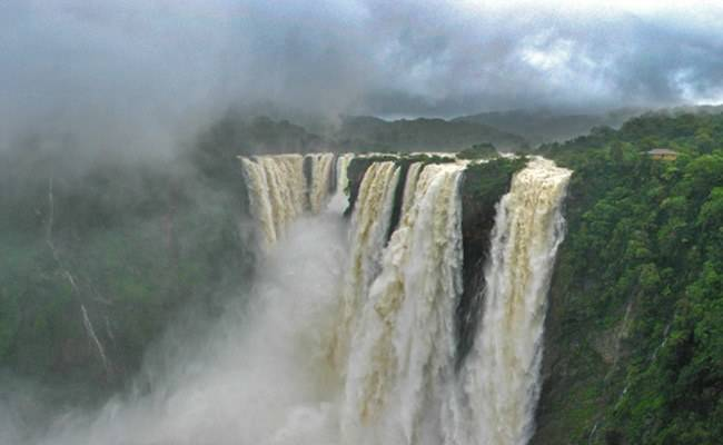 Natural Wonders of India - Jog Falls, Karnataka