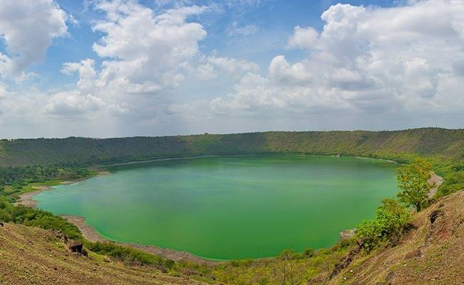 Natural Wonders of India: Lonar Cartor