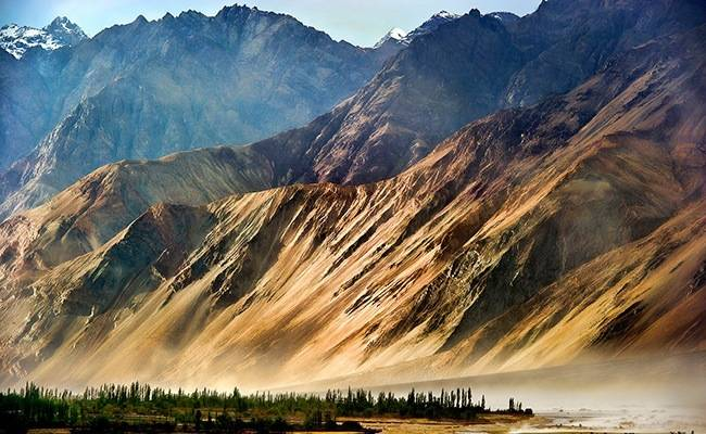 Natural Wonders of India: Nubra Valley