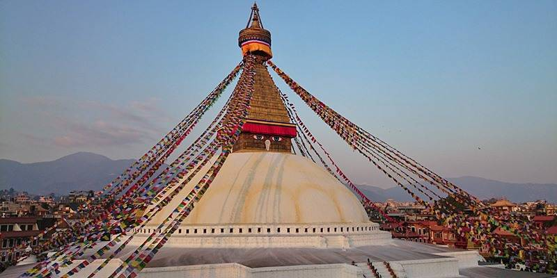 Ultimate Travel Guide to Nepal - Boudhanath