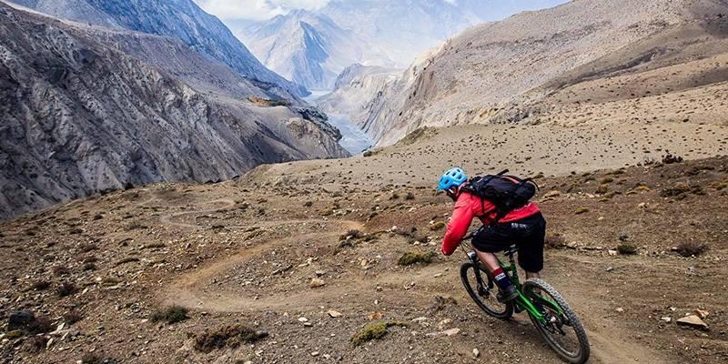 Ultimate Travel Guide to Nepal - Mountain Biking Kathmandu Valley