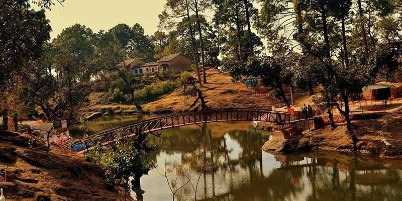 New year places from New Delhi - Lansdowne Uttarakhand