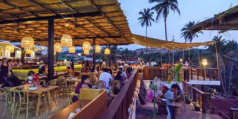 Best North Goa Restaurants - Antares