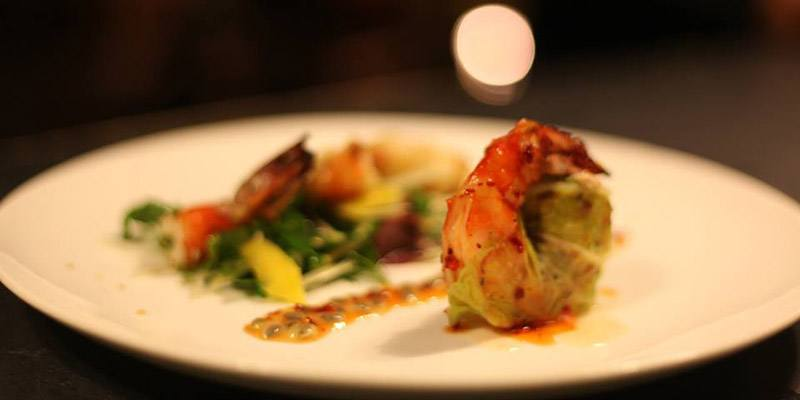 Best North Goa Restaurants - Le Poisson Rouge