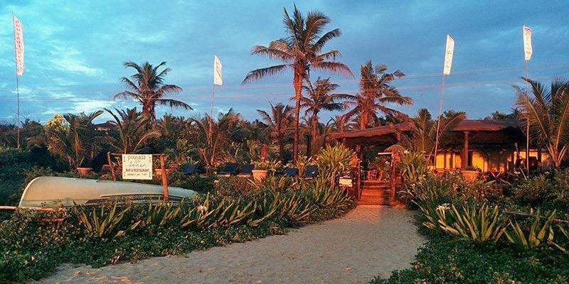 Best North Goa Restaurants - Pousada by the Beach