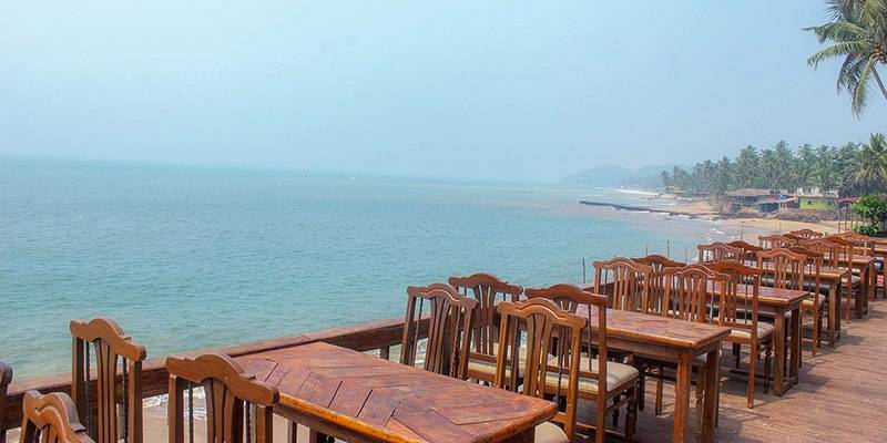 Favorite Beach Shacks in North Goa - Curlies Goa