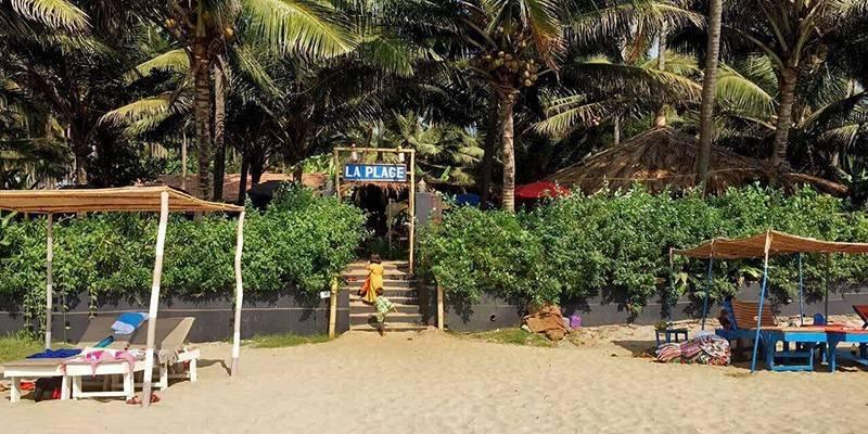 Favorite Beach Shacks in North Goa - La Plage