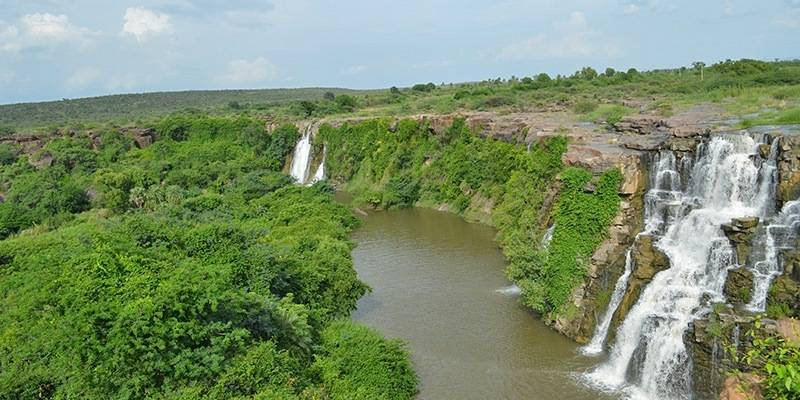 Offbeat Places to Visit in Andhra Pradesh - Ethipothala Falls
