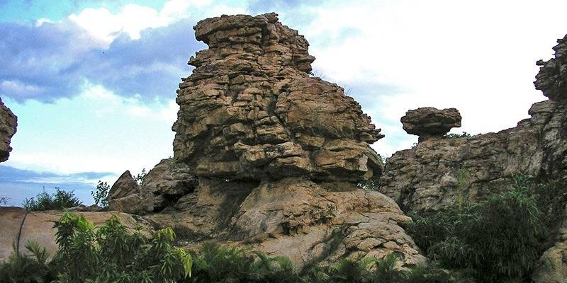 Offbeat Places to Visit in Andhra Pradesh - Orvakal Rock Garden