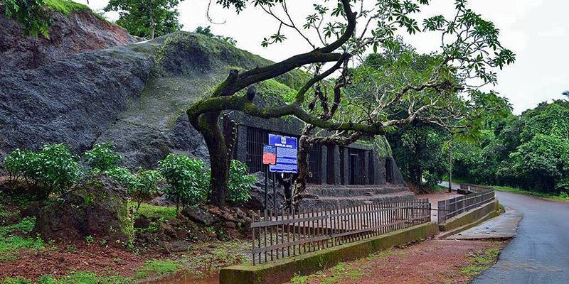 Offbeat Places in Goa - Arvalem Caves