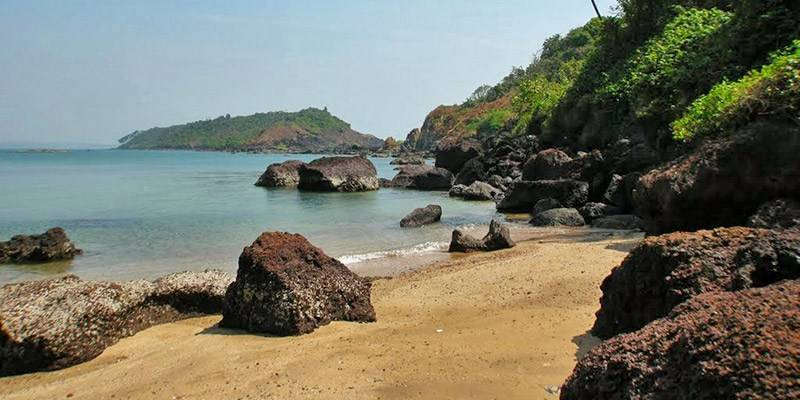 Offbeat Places in Goa - Bat Island Goa