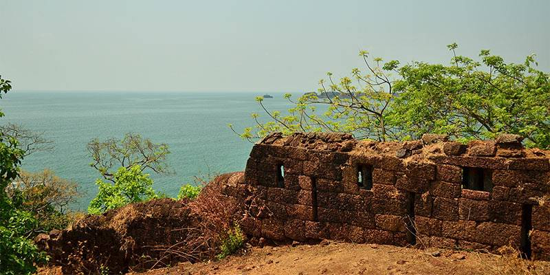 Offbeat Places in Goa - Cabo de Rama Fort in Goa