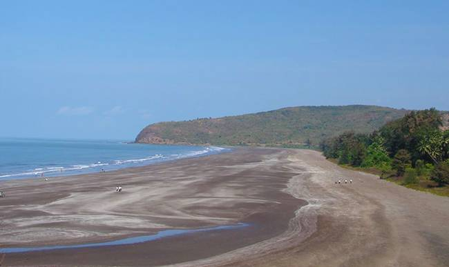 Maharashtra offbeat Harihareshwar Beach