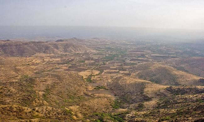 Maharashtra offbeat Malhargad Fort