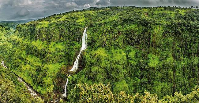Maharashtra offbeat Thoseghar Waterfall