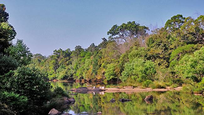 offbeat Kerala Kuruva Island Wayanad