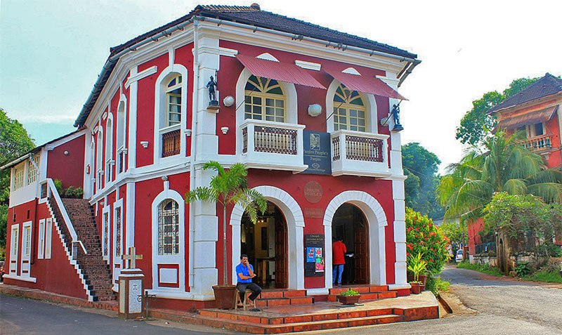 Fontainhas, Panjim - Places to See in Old Goa