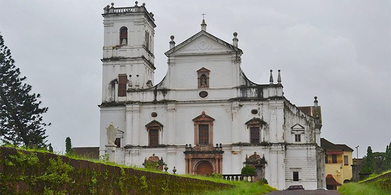 Se Cathedral Goa - Places to See in Old Goa
