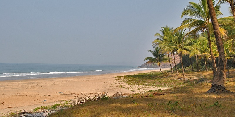 Places for Beach Vacation in India - Ganpatipule