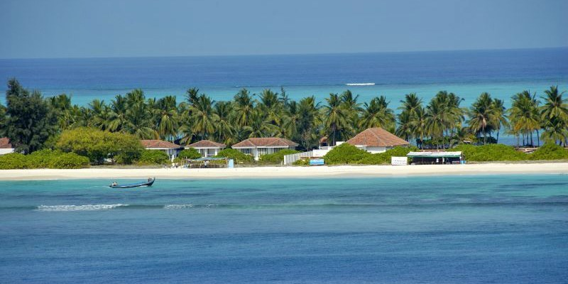 Places for Beach Vacation in India - Lakshadweep Islands