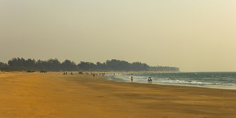 Places for Beach Vacation in India - Tarkarli