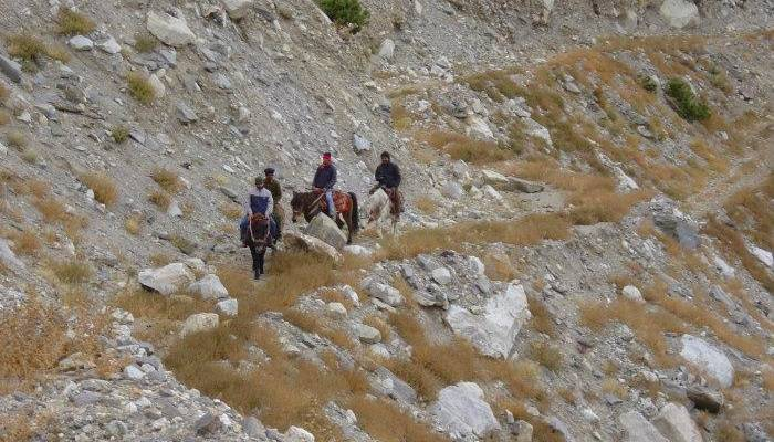 Places near India-China Border: Shiplik La