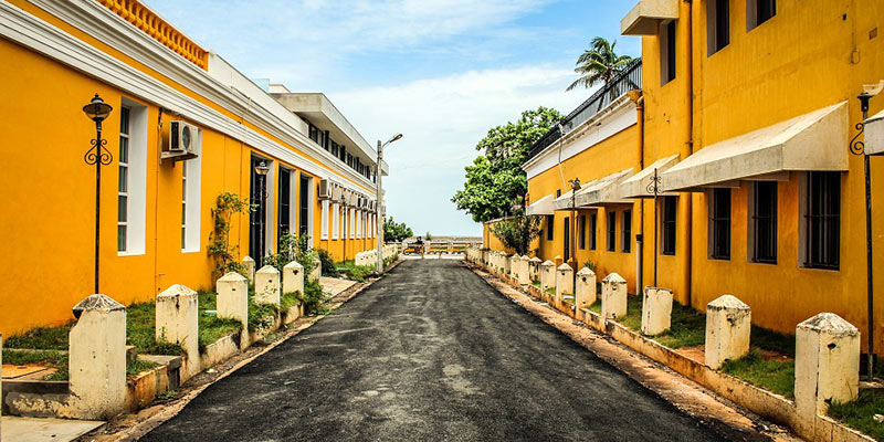French Quarters - Pondicherry Places to Visit