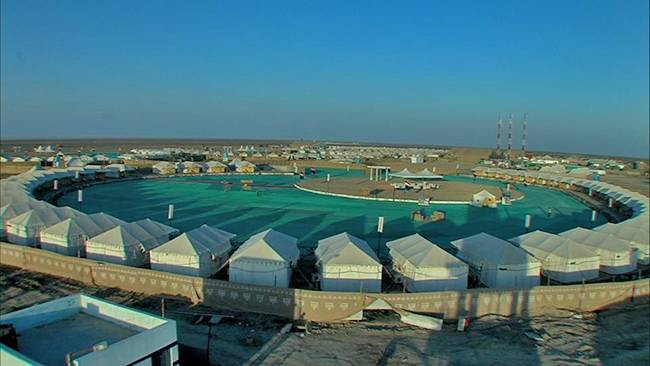 Guide to Rann Utsav camps