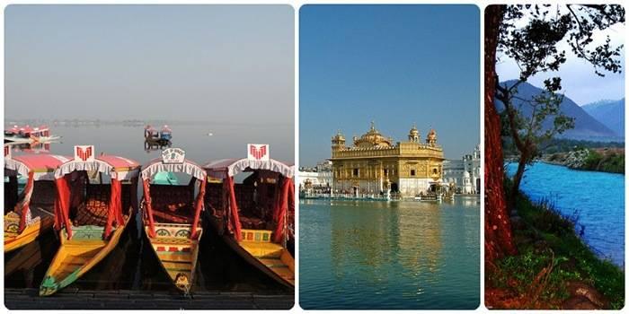 Best Road Trips from Delhi : Amritsar - Srinagar