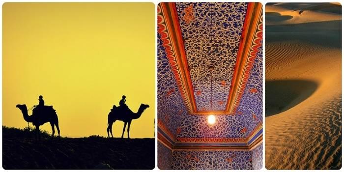 Best Road Trips from Delhi : Bikaner - Jaisalmer