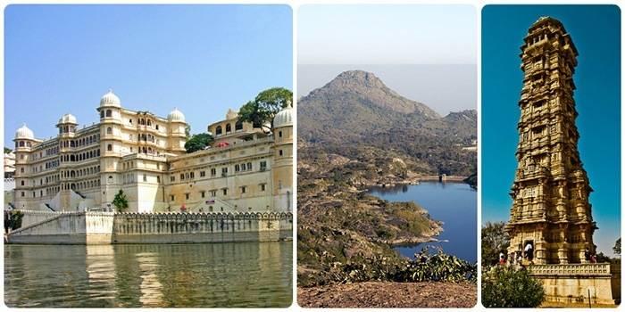Best Road Trips from Delhi : Udaipur - Mount-abu