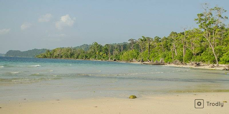Andamans beaches - PADI Scuba Diving Destination in India