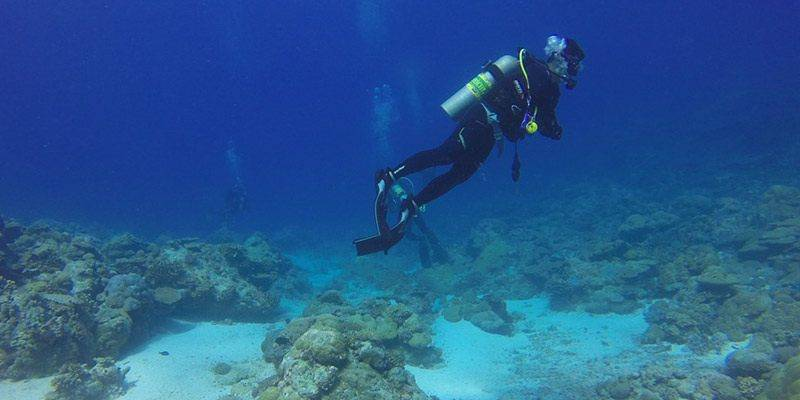 Andamans - Beginners Scuba Diving Destination in India