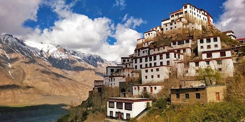 Enchanted Spiti - Bike Trip - Village